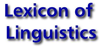 Greek Language and Linguistics: Dictionaries